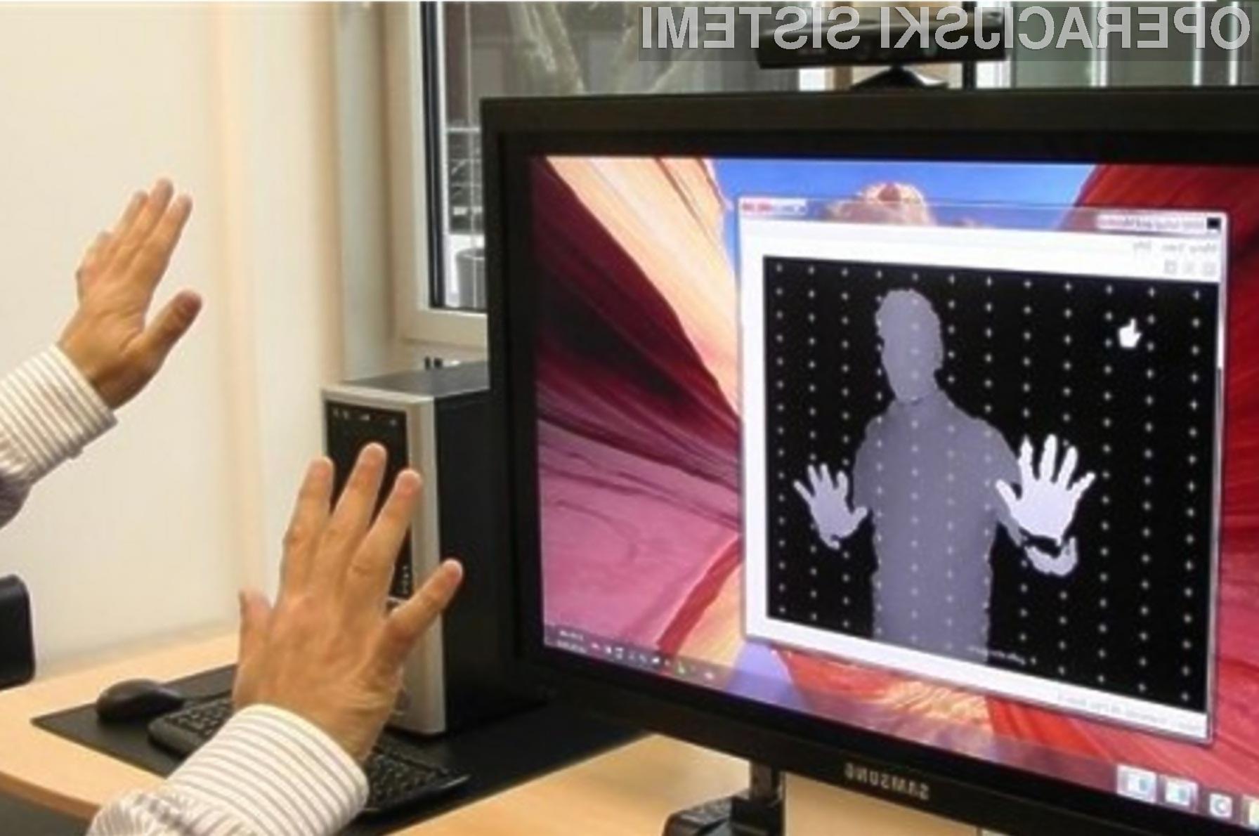 Bo krmilni sistem Kinect za osebne računalnike postal del vaše računalniške periferije?