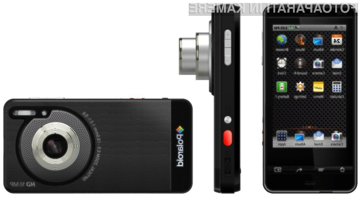 Gre za pametni telefon, ki ga poganja operacijski sistem Android, vanj pa je vgrajena kamera ločljivosti 16-milijona slikovnih točk.