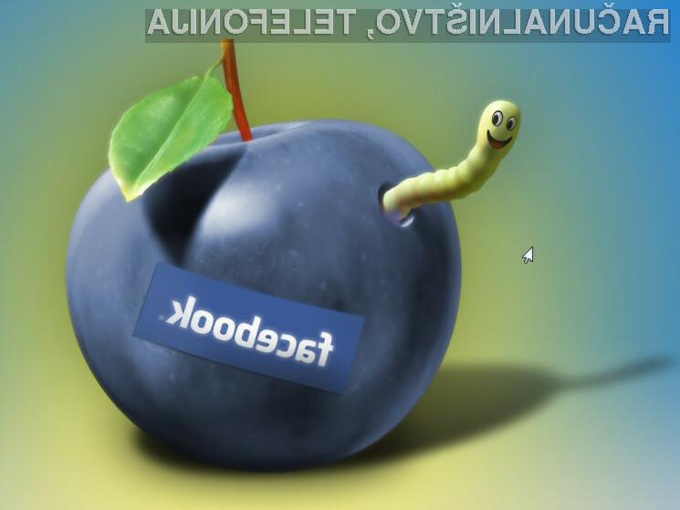 Ramnit je naziv črva, ki naj bi se naselil v 45.000 uporabniških računov Facebooka.