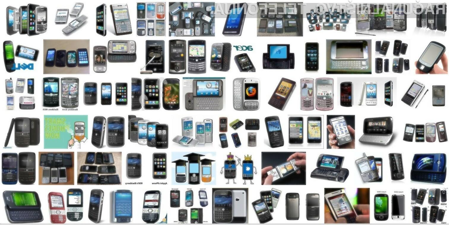 Pametni telefoni bodo postali še hitrejši in zmogljivejši, z boljšo grafiko ter več notranjega pomnilnika.