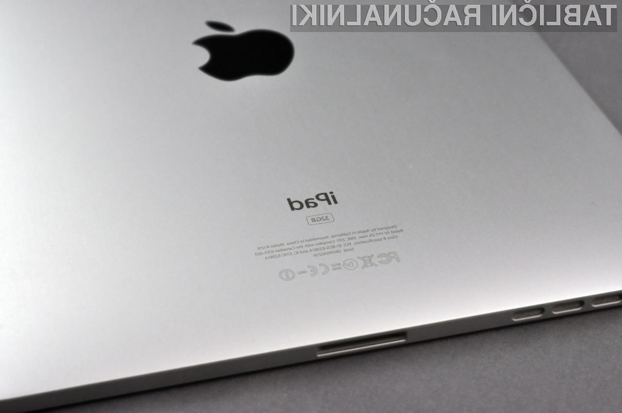 So govorice o novem iPadu 3 le dobro pretkani načrti Applovega marketinškega oddelka?