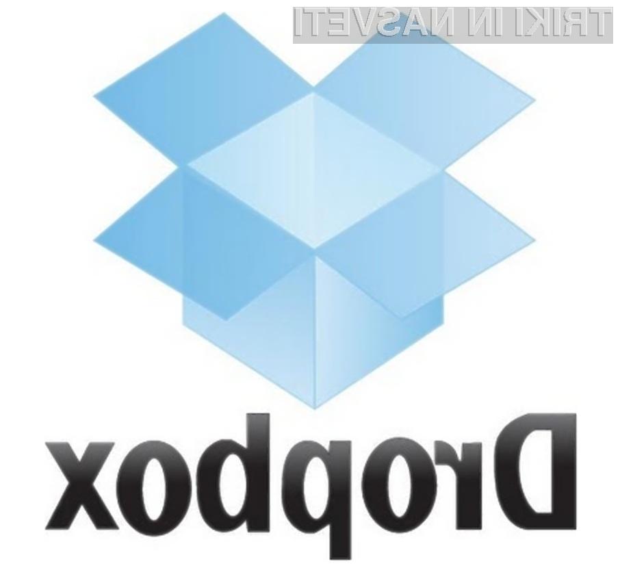 Dropbox z izboljšano varnostjo