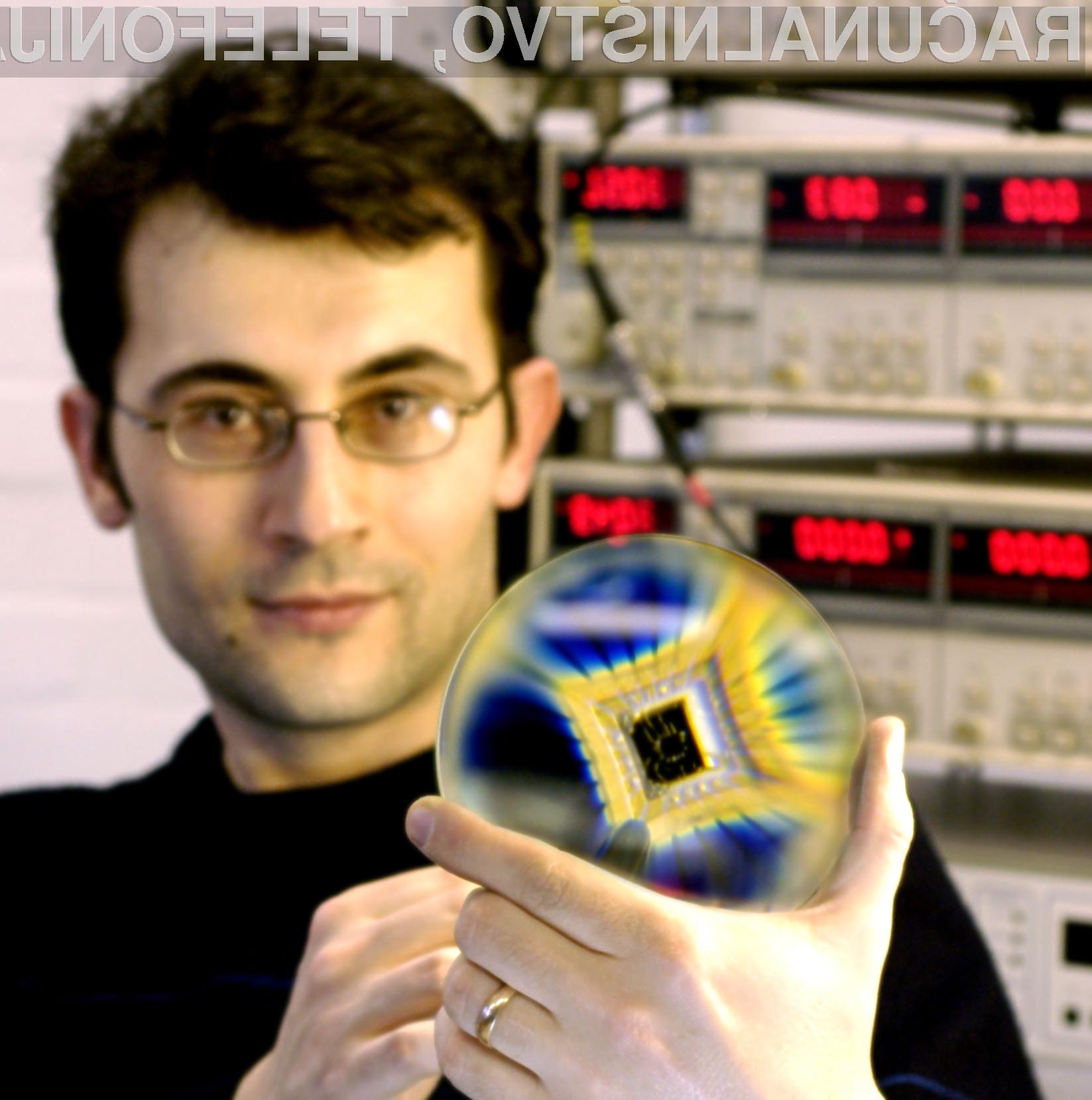 Vertikalna postavitev grefena bi lahko omogočila proizvodnjo povsem dostojnih tranzistorjev.