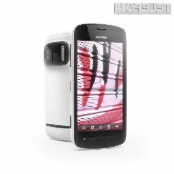 Nokia 808 PureView bo s povsem novim tipalom zajemala slike neverjetne kakovosti.