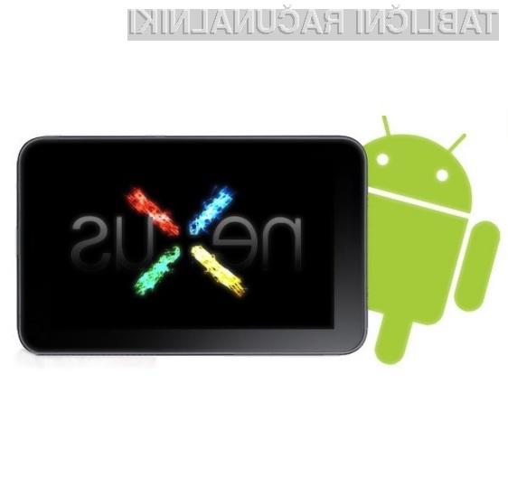 Googlova tablica Nexus bo zagotovo šla v prodajo kot za stavo!