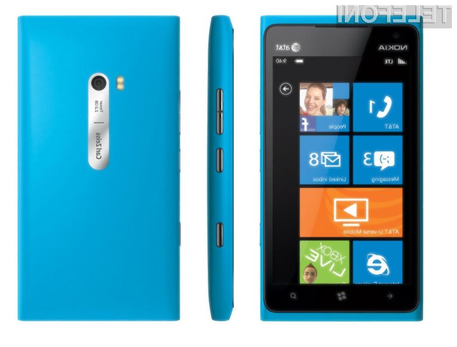 Linija mobilnikov Lumia se lahko pohvali z izredno atraktivno zunanjostjo.
