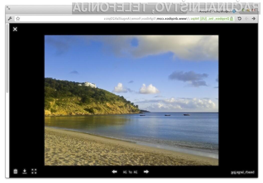 Spletna storitev Dropbox je postala še bolj inovativna in enostavna za uporabo.
