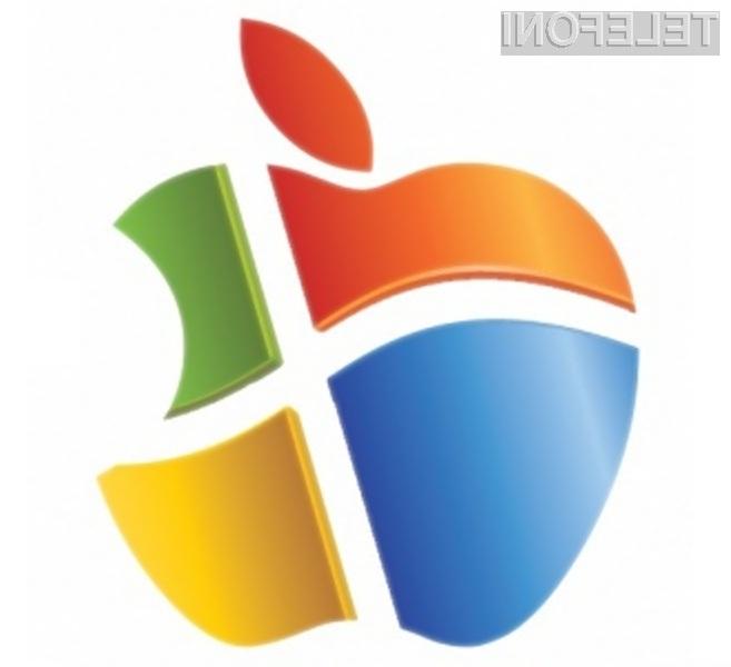 Microsoft in Apple sta bolj povezana, kot se lahko zdi na prvi pogled!