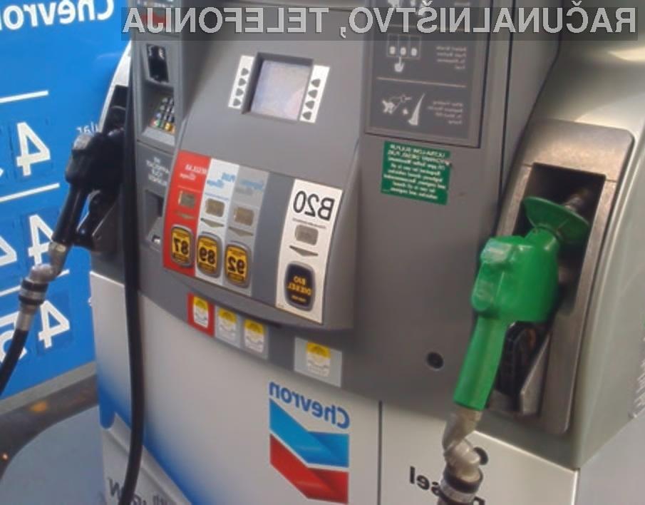 Če avtomobil ne bo zavarovan oziroma mu bo potekla registracija, mu črpalka ne bo dala goriva.