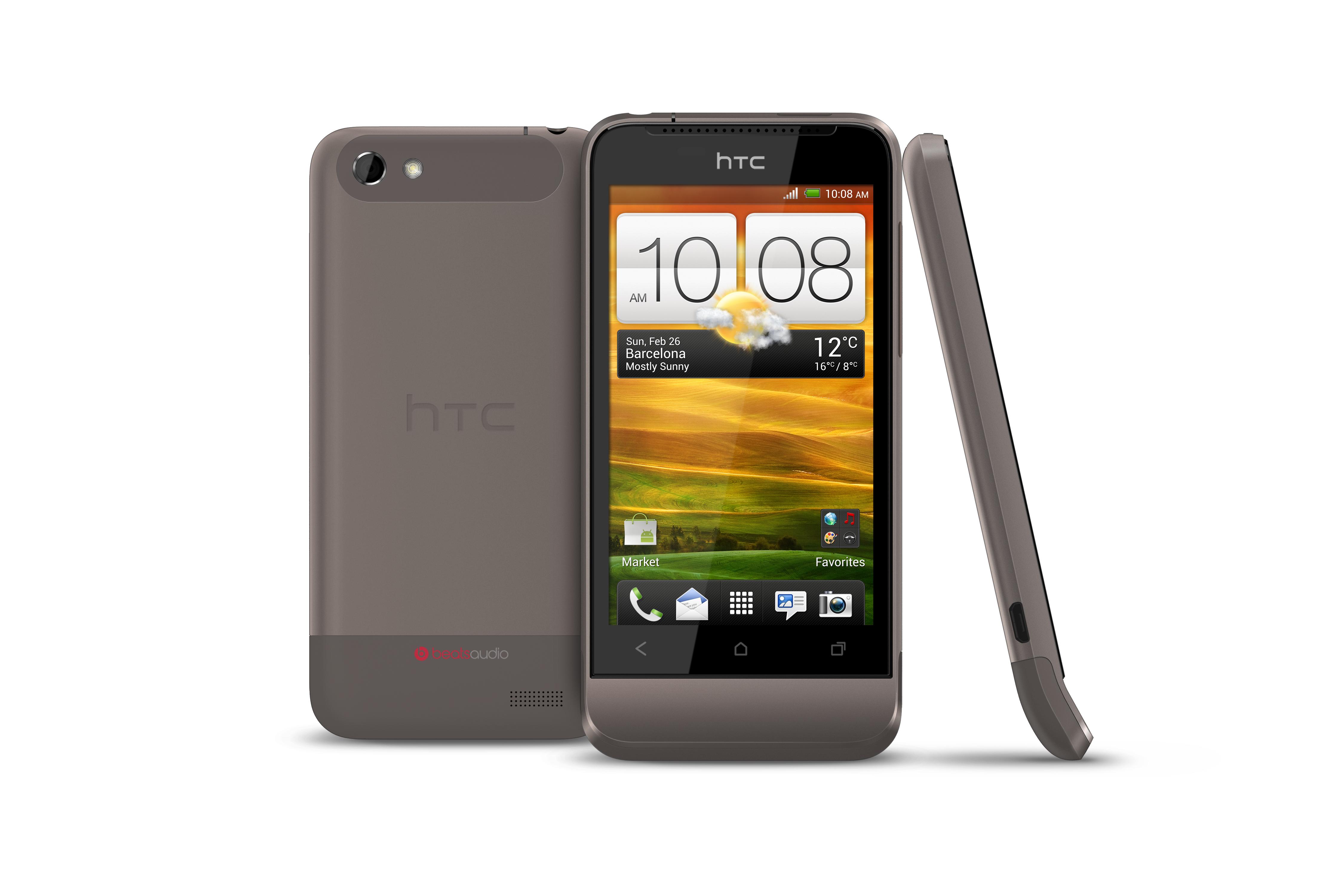 HTC serija ONE bo opremljena z najnovejšim sistemom Android in vmesnikom Sense 4.