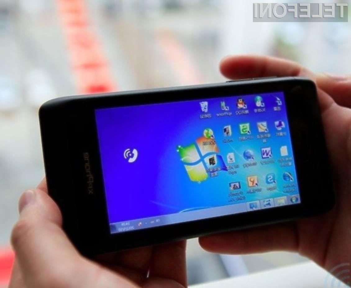 ITG xpPhone 2: Pametni mobilni telefon in osebni računalnik v enem!