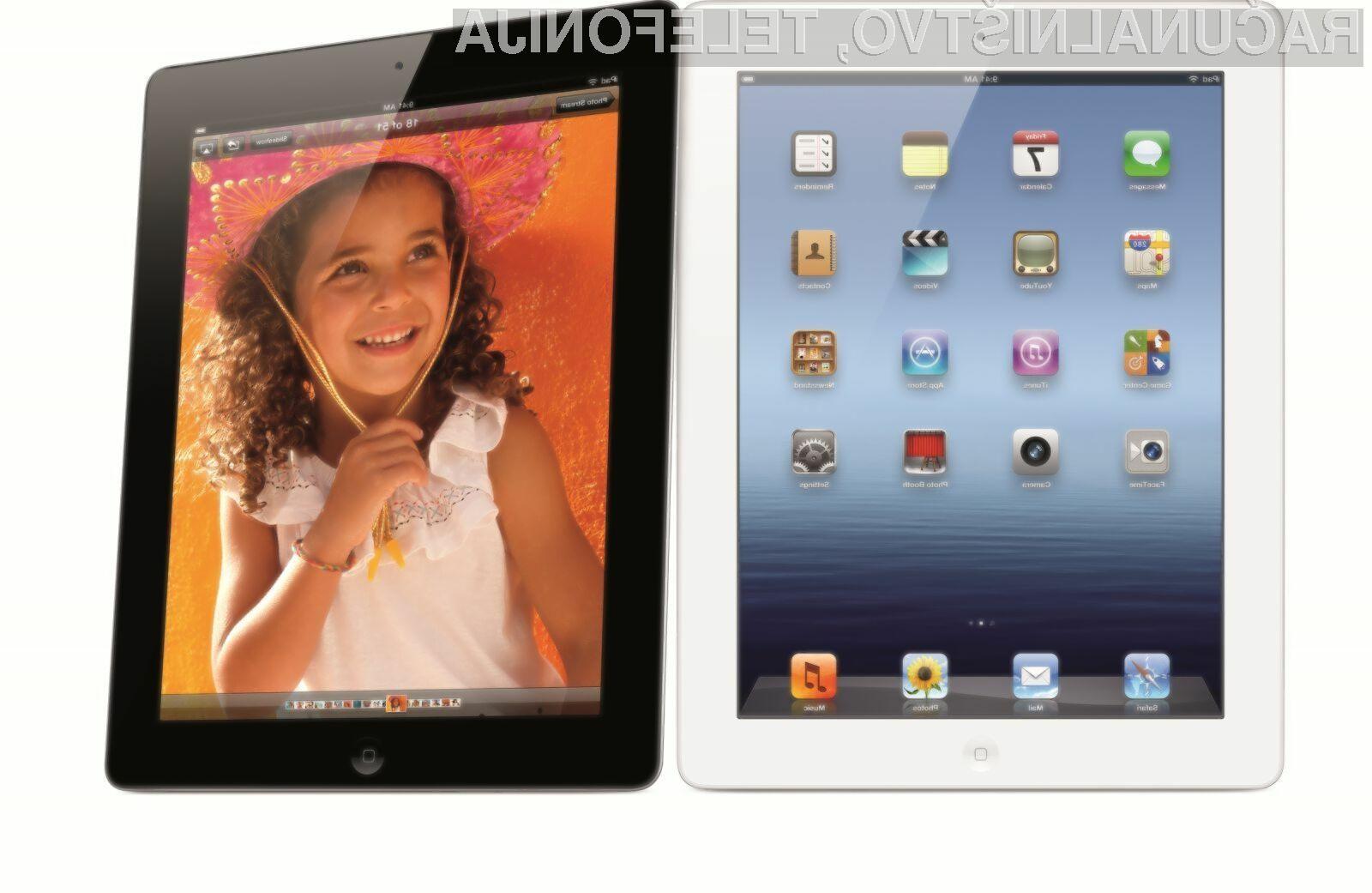 Ima tudi vaš novi Applov tablični računalnik iPad težave s sprejemom brezžičnega signala Wi-Fi?
