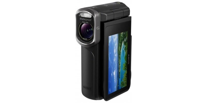 SONY vodoodporna videokamera