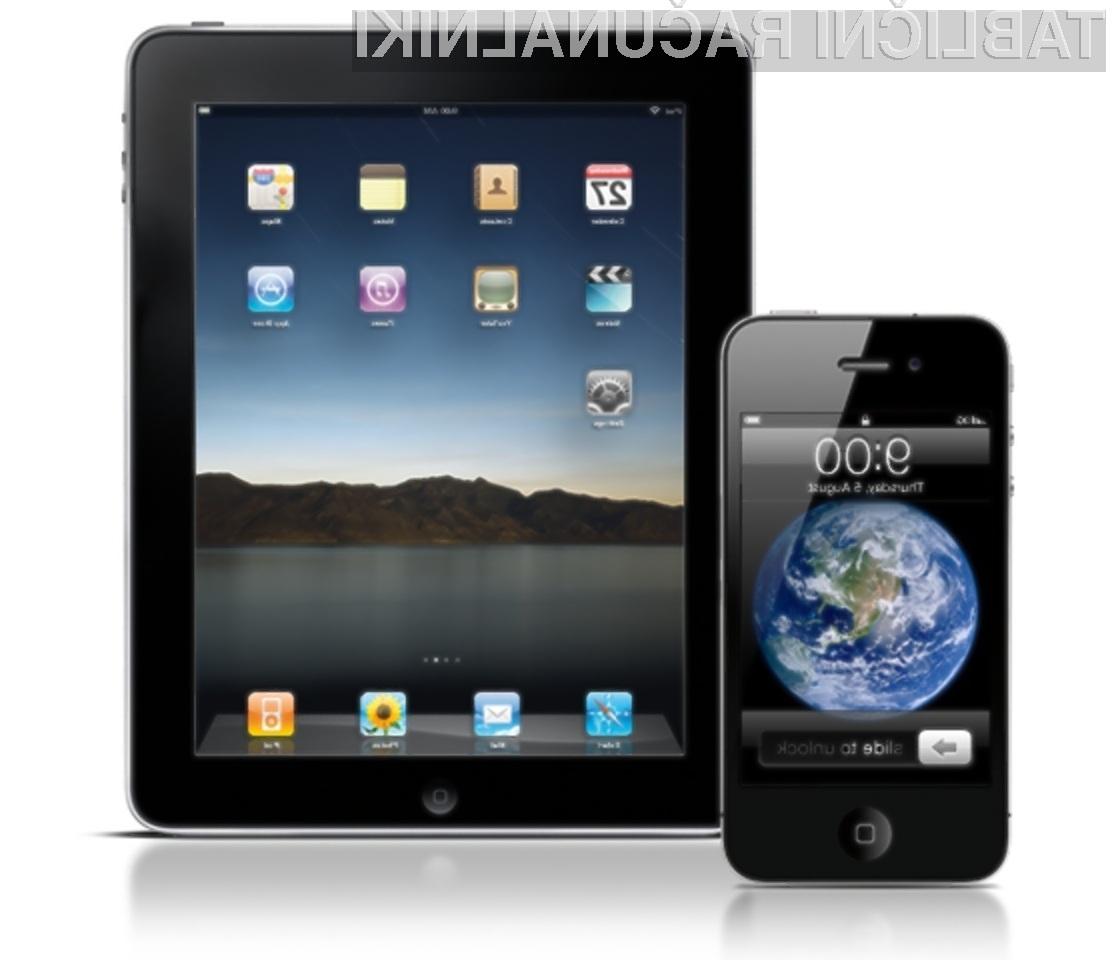 Brezžično polnjenje Applovih prenosnih naprav bi lahko dočakali že v letu 2014.