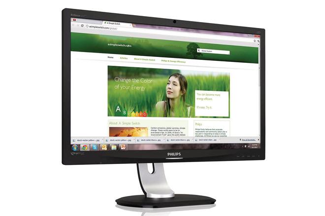 Philips ErgoSensor monitor_241P4LRYEB