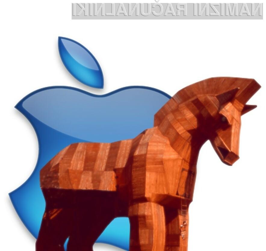 Operacijski sistem OS X ni več varen pred škodljivimi programskimi kodami. In pika!