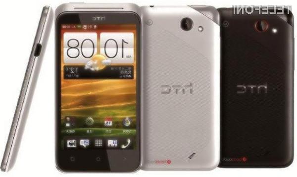 HTC-jeva serija Desire V bo najprej na voljo le na kitajskem trgu.