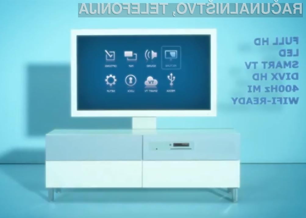 Švedski velikan IKEA bo ponudil pohištvo in naprave, ki se bodo povsem ujemali.