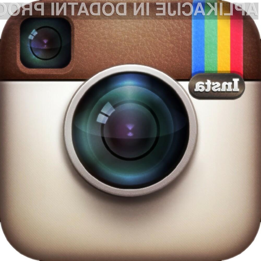 Funkcija Video on Instagram vas bo zagotovo takoj prevzela!