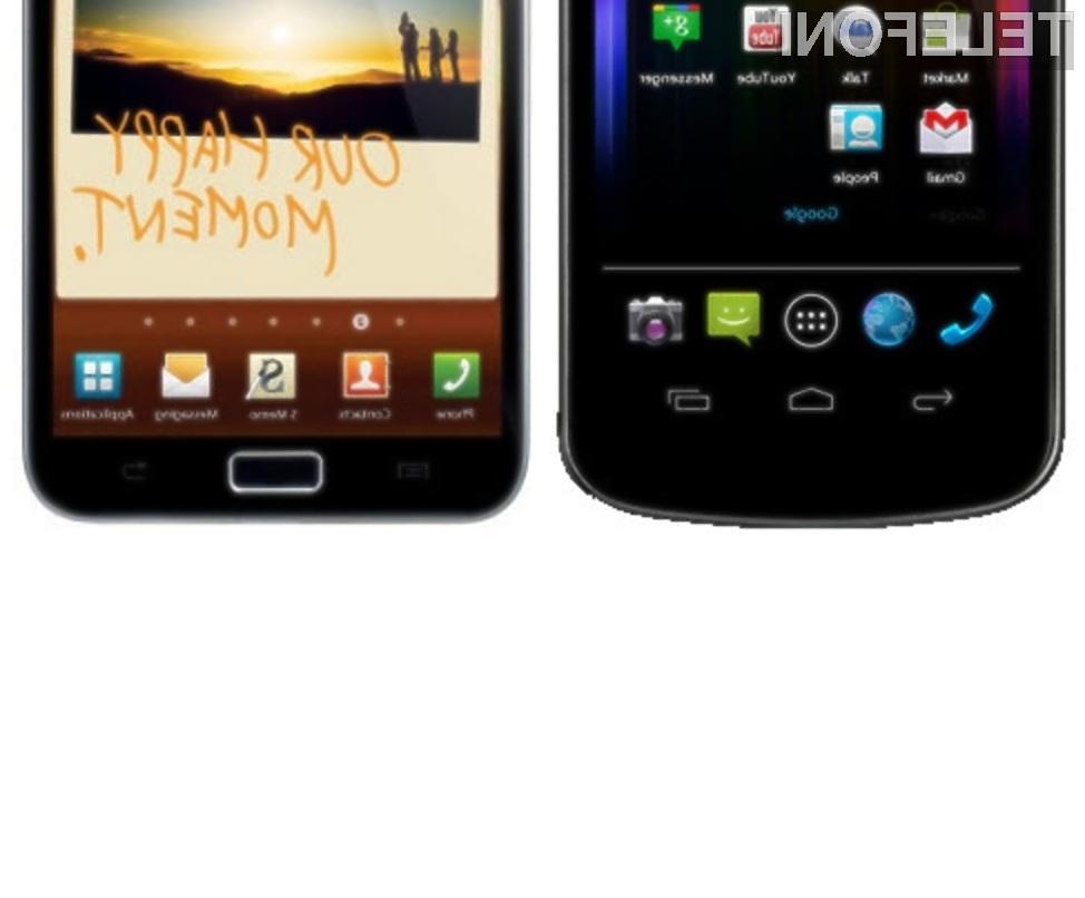 Samsung se pri mobilniku Galaxy S3 ne bo odrekel fizičnemu gumbu!