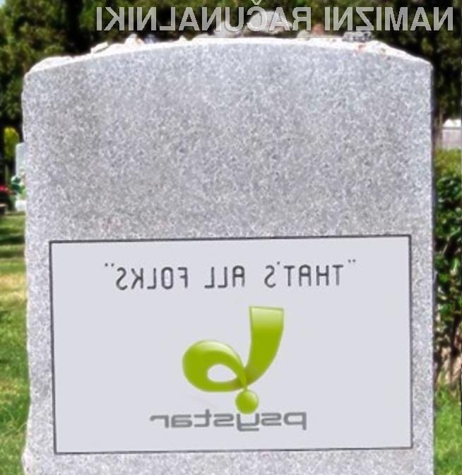 Podjetje Psystar bo skoraj zagotovo odšlo v večna lovišča.
