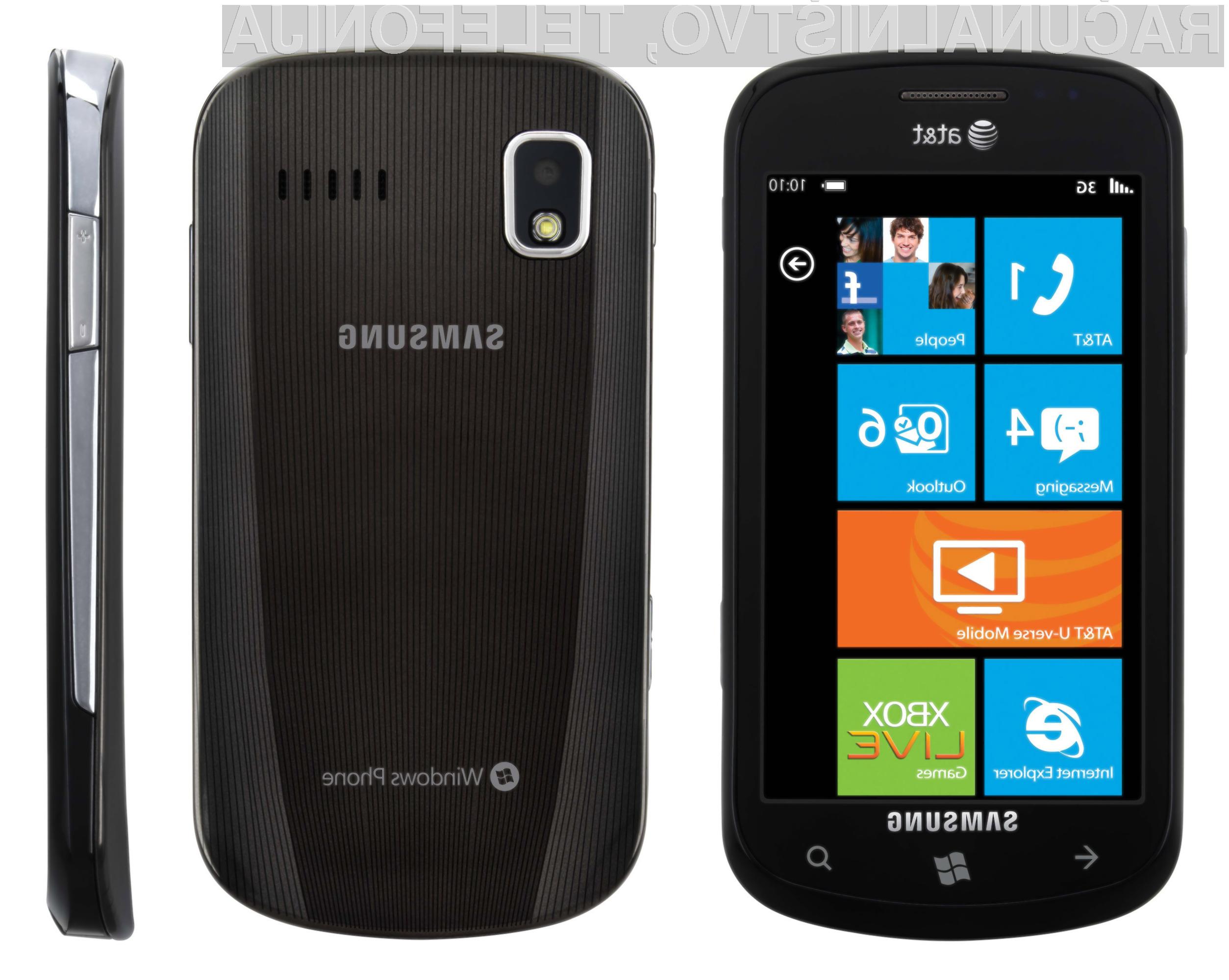 Windows Phone je kot nalašč za novince na področju pametnih mobilnih telefonov!