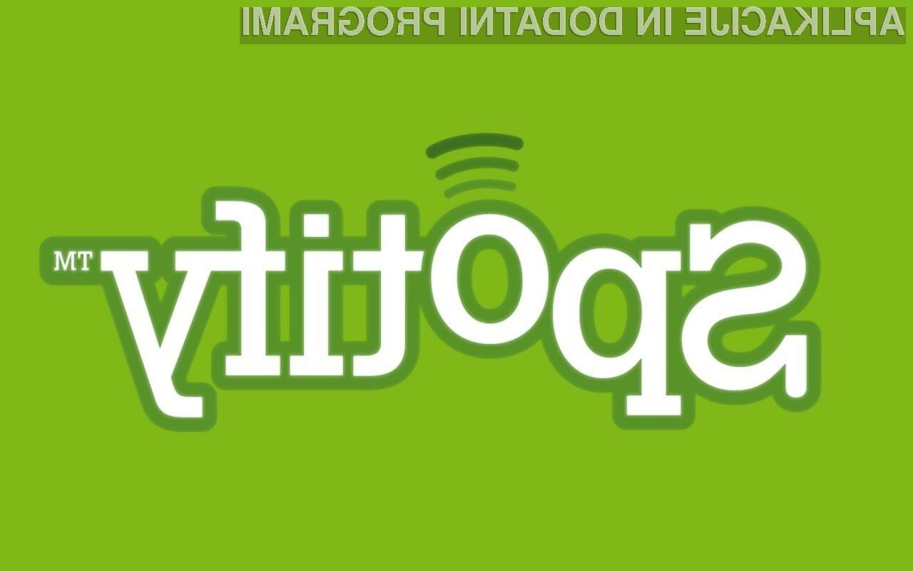 Programska napaka je bila prisotna v programski opremi Spotify do različice 1.0.41.