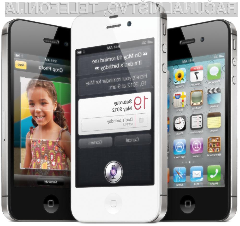 Mobilnik iPhone je kot nalašč za tiste, ki želijo polno delujočo napravo takoj, ko jo vključijo!