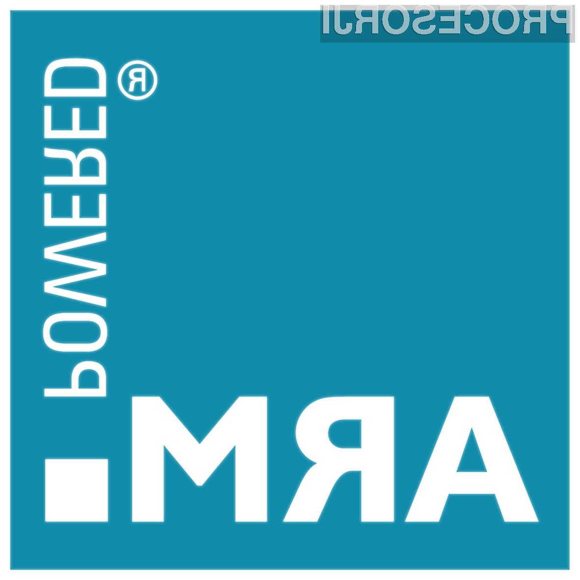 ARM-jevi procesorji naj bi do leta 2015. poganjali že 20% prenosnih računalnikov.