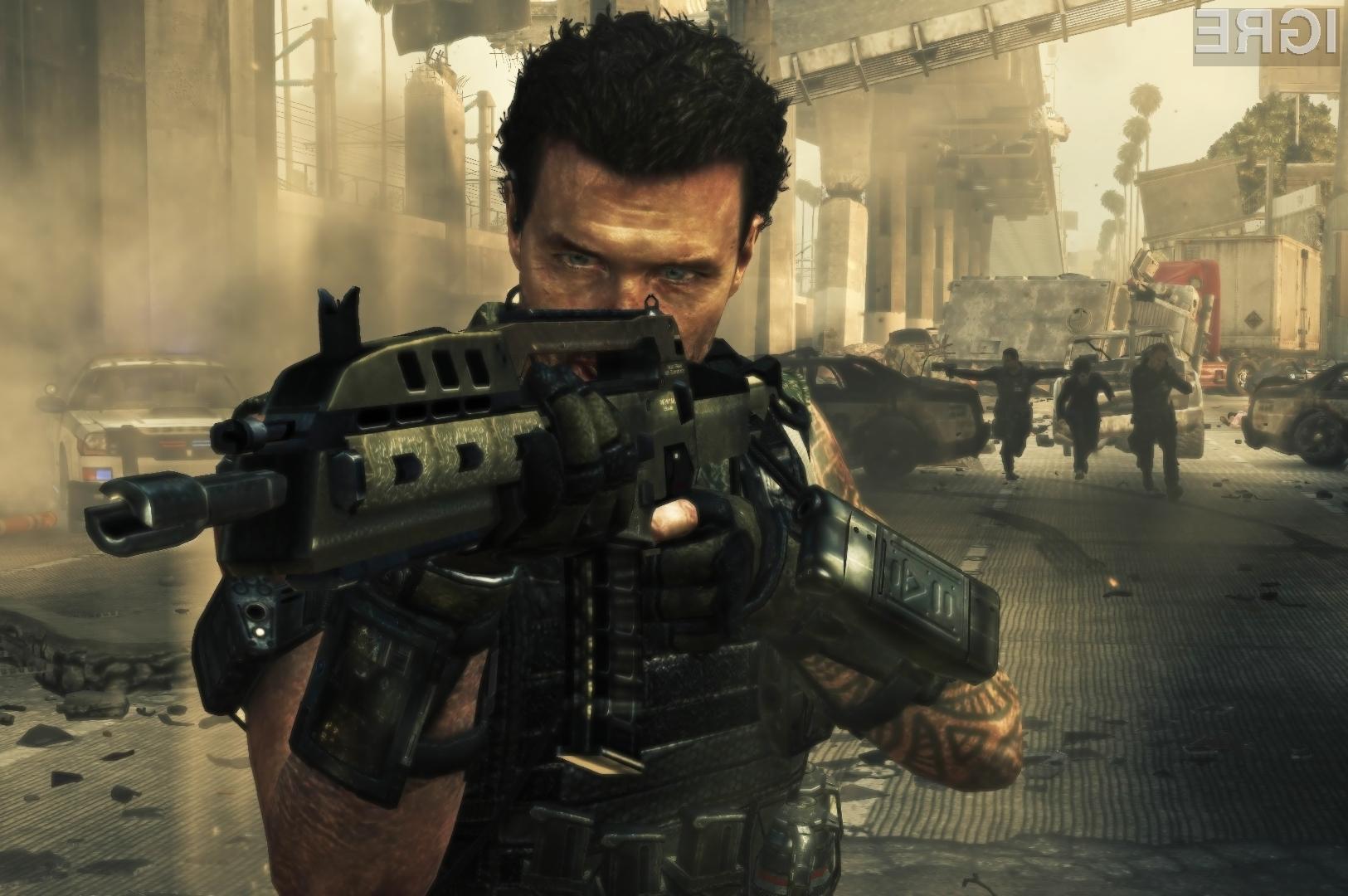 Računalniška igra Call of Duty: Black Ops II naj bi prevzela lovoriko najboljše streljačine vseh časov!