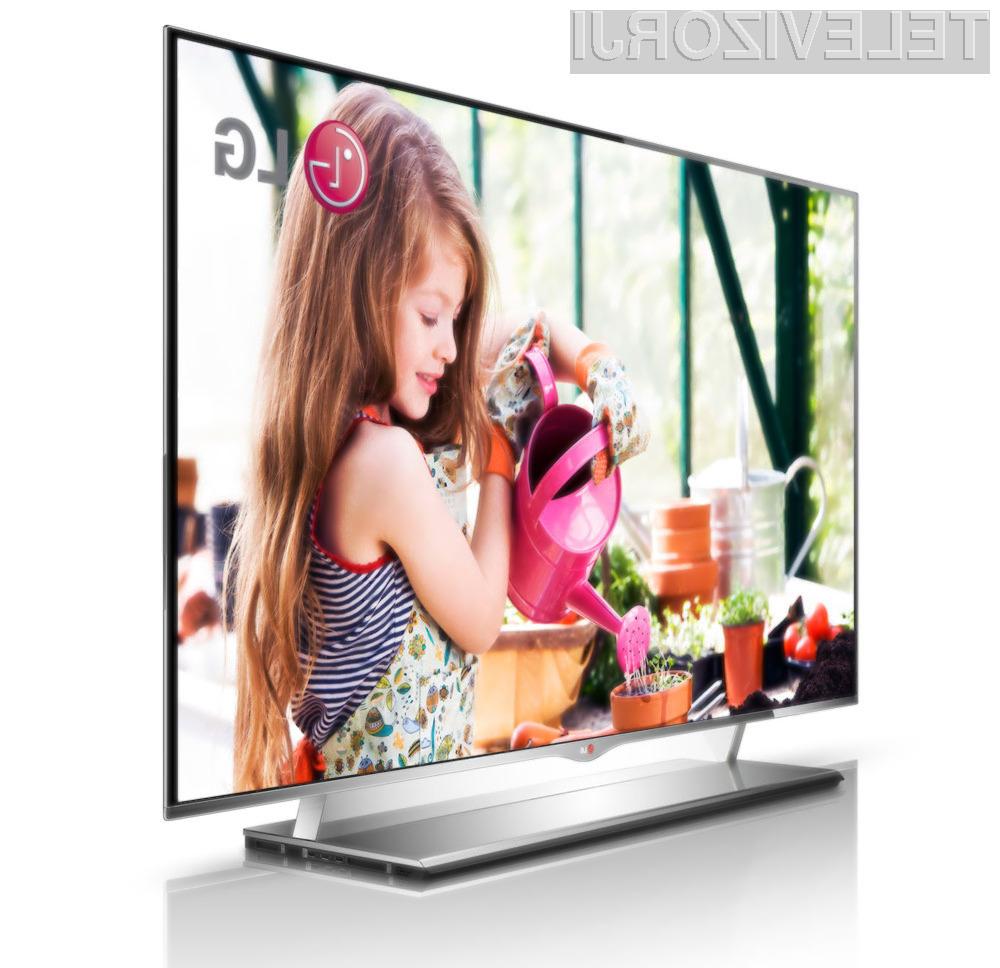 OLED televizorji so zaradi posebne tehnologije osvetlitve prava