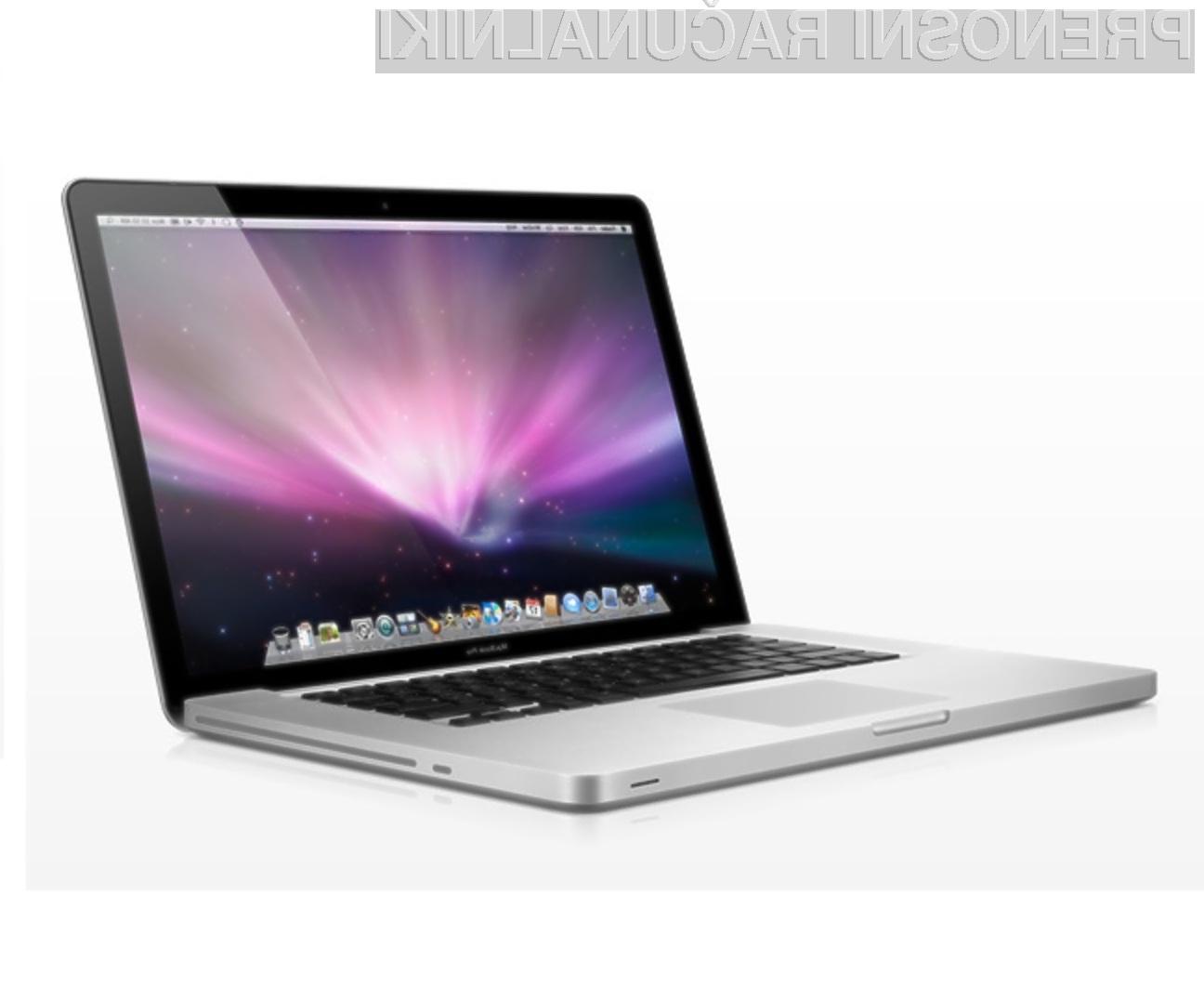 Uporaba Retina zaslonov bi znatno izboljšala uporabniško izkušnjo uporabnikov Applovih prenosnikov MacBook Pro.