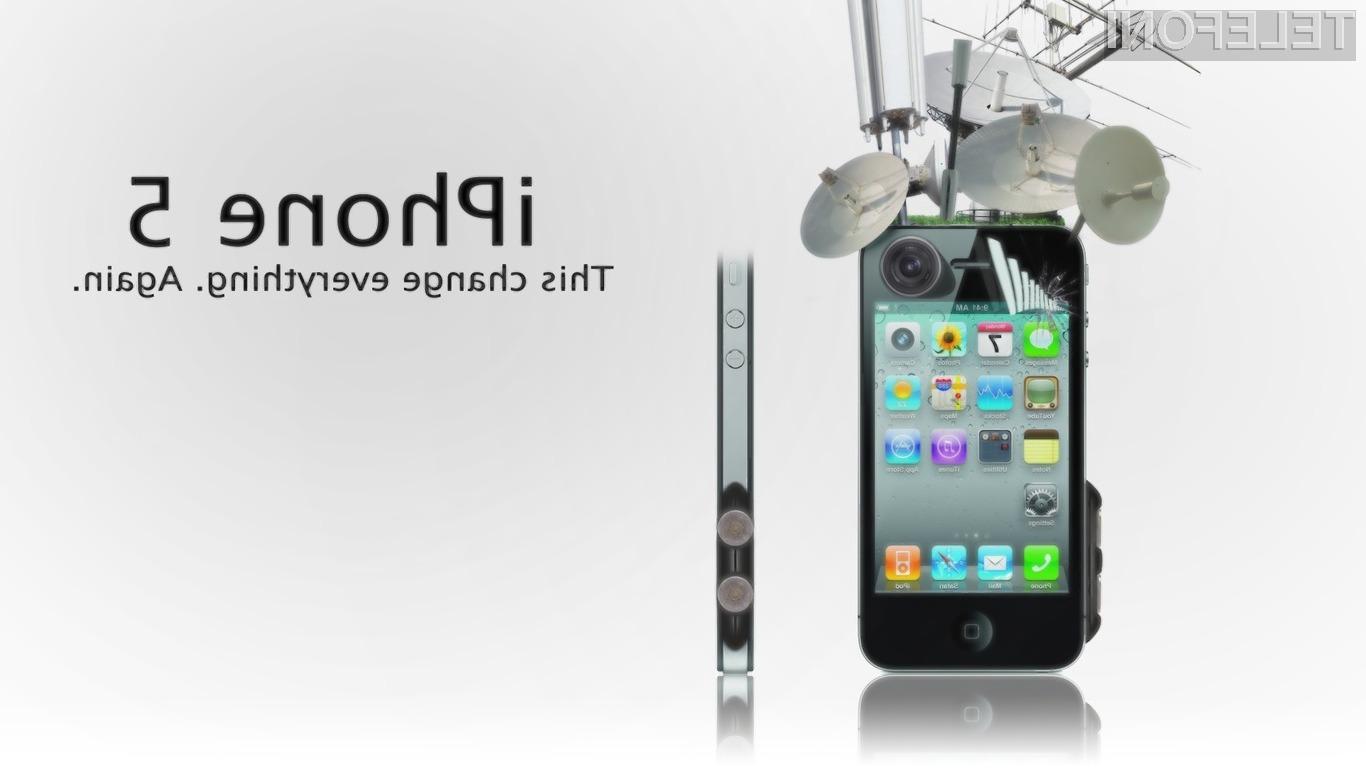 Novi iPhone bo na voljo že v septembru.