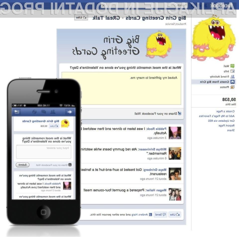 Aplikacija Pages Manager administratorjem omogoča pregled vseh novosti povezanih s Facebook stranjo.