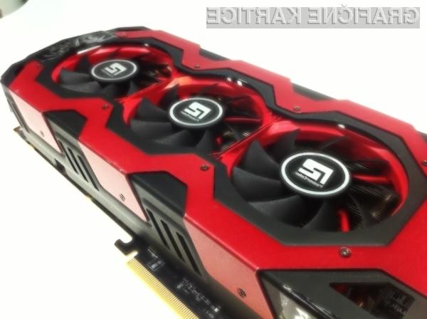 Nova PowerColorjeva kartica Devil 13 se bo lahko pohvalila kar s tremi Vortex ventilatorji.