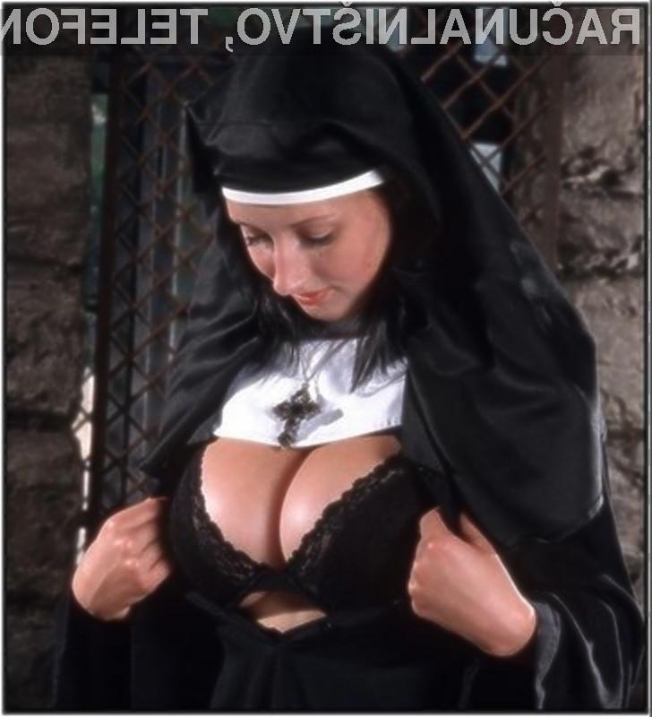 Pri obiskovanju religioznih spletnih strani imamo kar 4,6-krat večjo možnost okužbe kot pri straneh s pornografsko vsebino.