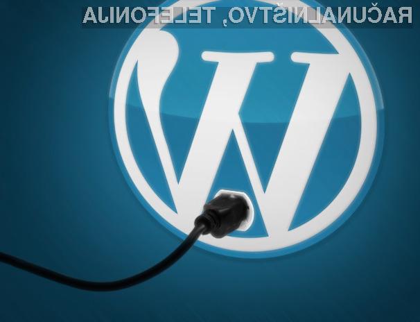 WordPress je najbolj priljubljen sistem za urejanje spletne vsebine.