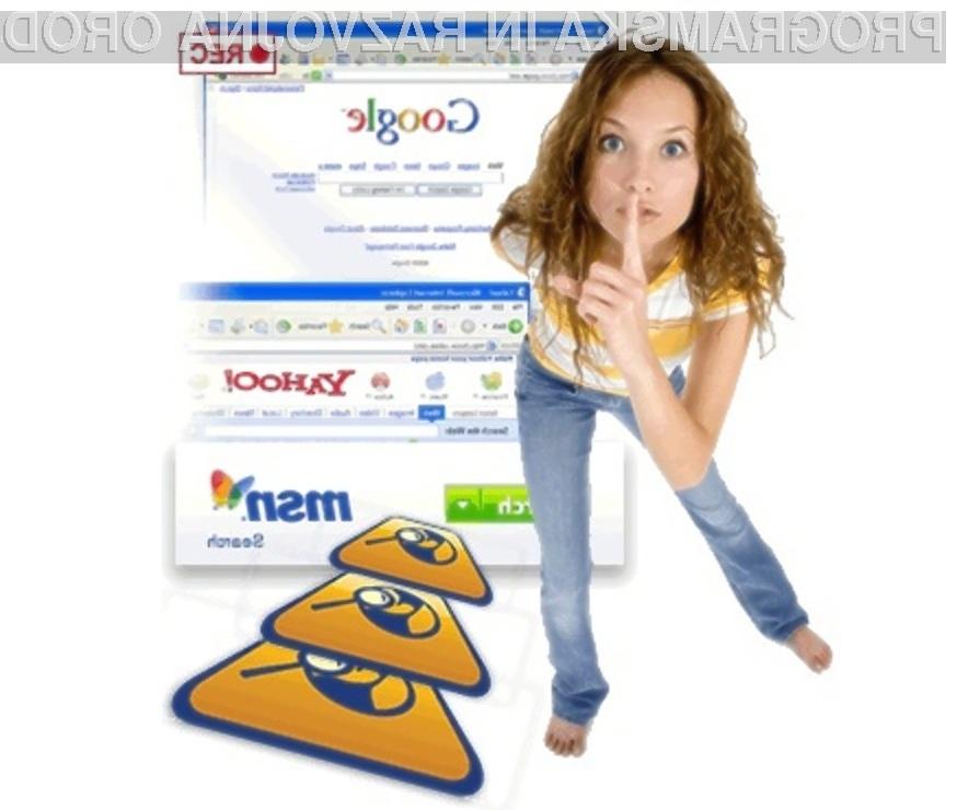 Če vam je mar do vaše zasebnosti, se izogibajte predvsem Skypa in in MySpaca!