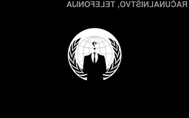 Hekersko združenje Anonymous je že vseskozi velik nasprotnik sporazuma ACTA.