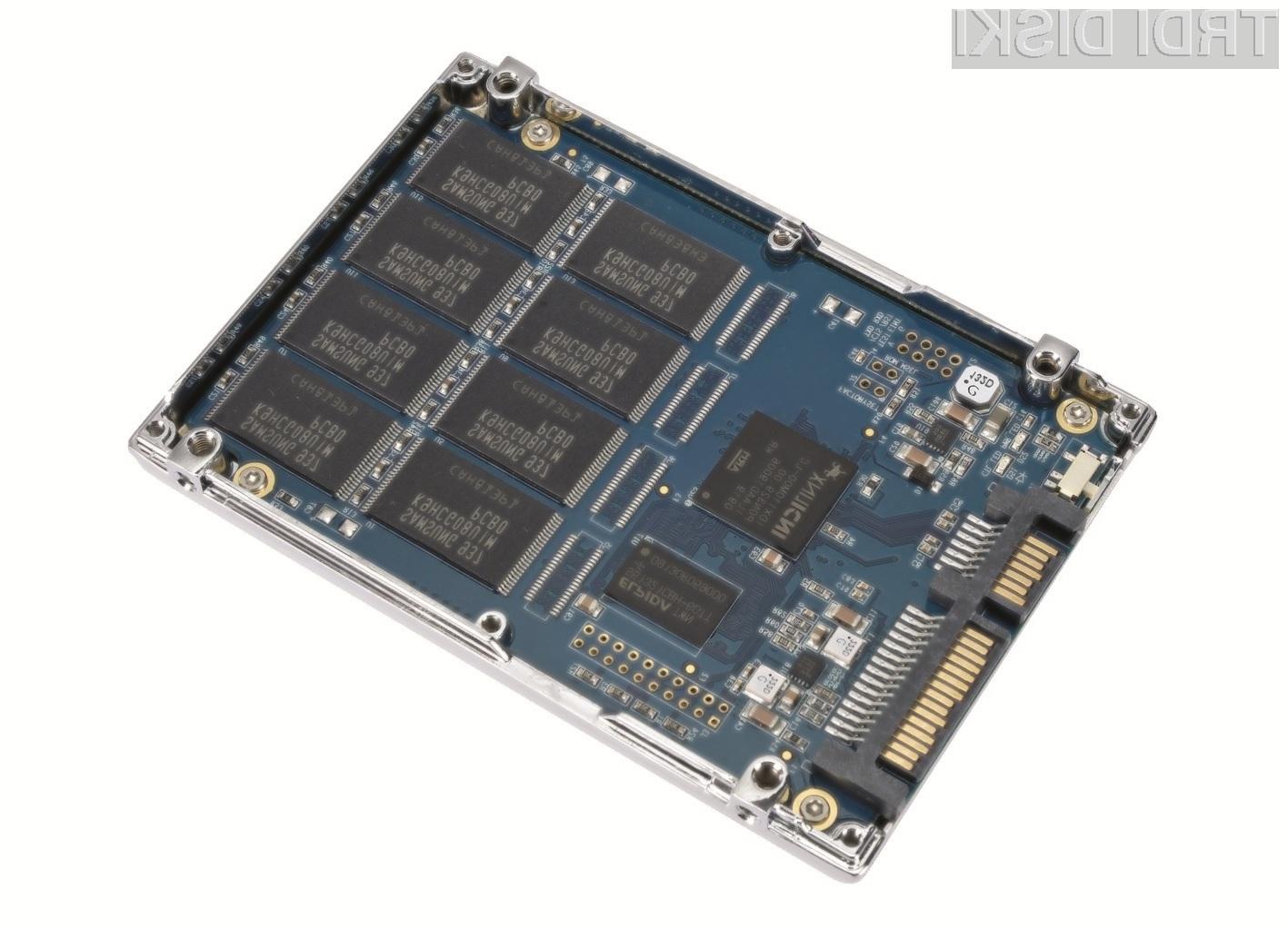 Pogoni Solid State so že dovolj poceni, da lahko prevzamejo mesto centralne pomnilniške enote v osebnih in prenosnih računalnikih.