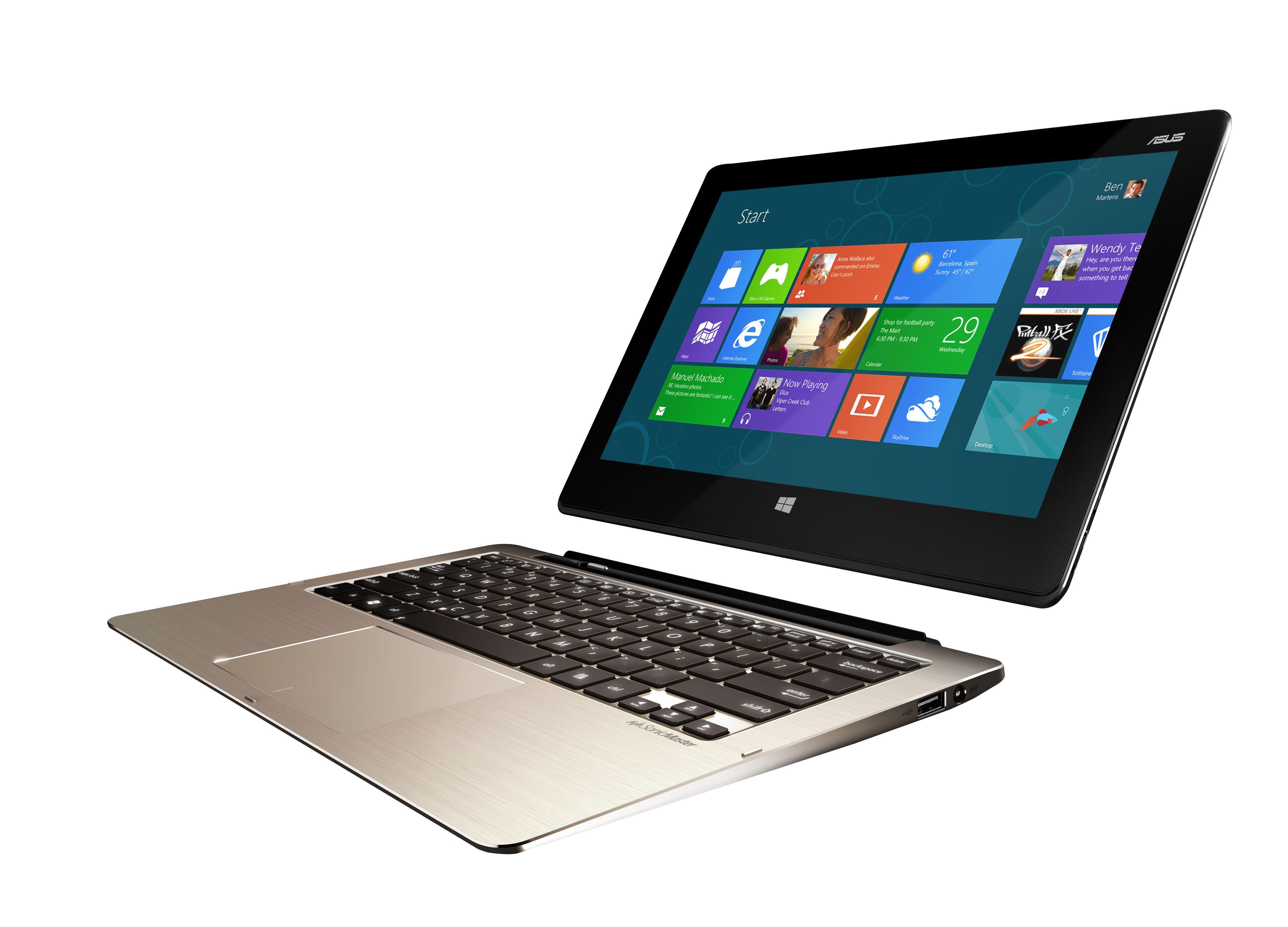 Oba nova Asusova tablična računalnika se lahko pohvalita z izjemno kakovostnim Super IPS+ zaslonom.