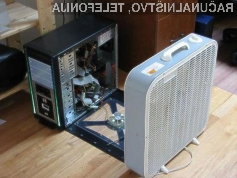 Poskrbite, da bo vašemu računalniku hladno tudi v vročih poletnih dnevih.