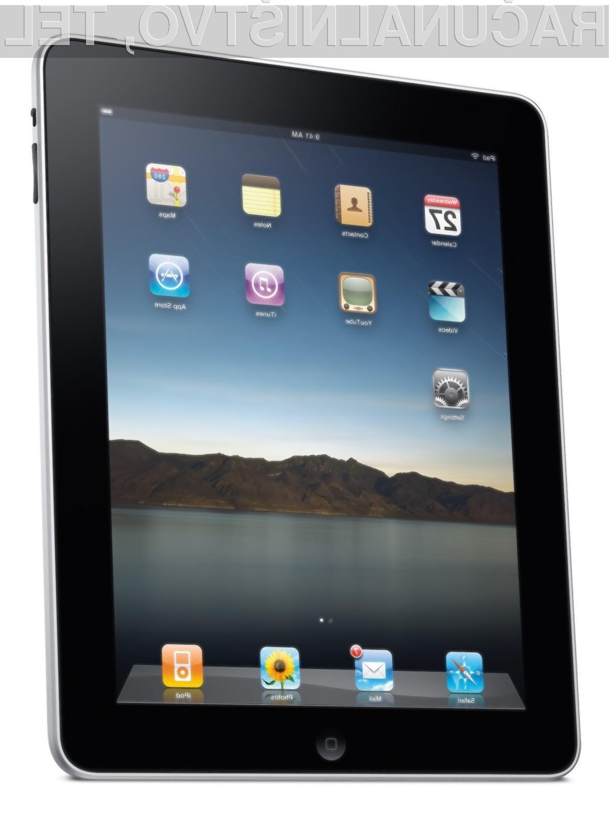 Apple lahko sedaj brez ovir trži iPad na kitajskem trgu!