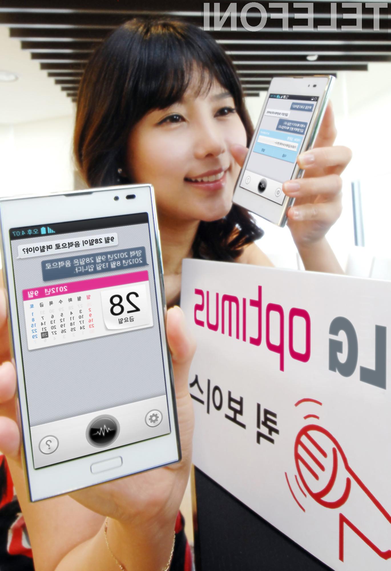 Svojega glasovnega asistenta so predstavili tudi pri LG-ju, ta pa nosi naziv Quick Voice.