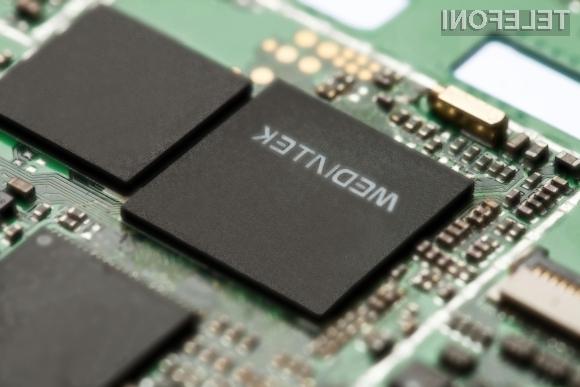 MediaTekova platforma bo omogočila proizvodnjo precej zmogljivih pametnih telefonov, katerih cena se bo gibala pod 150 evri.