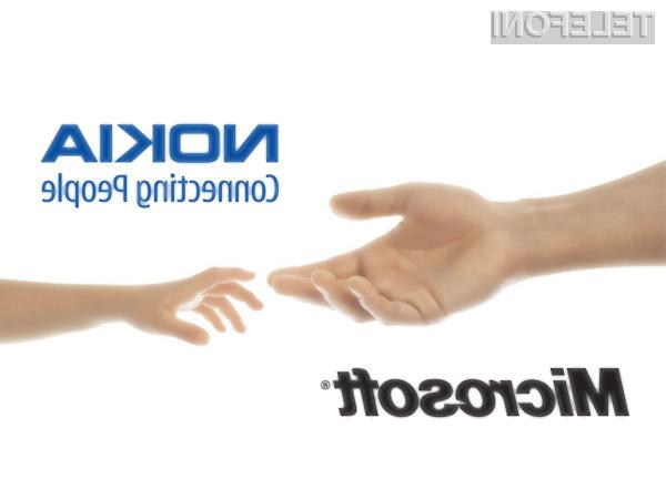 Microsoft je pred časom želel kupiti del podjetja Nokia, a si je ob pogledu na finančne rezultate hitro premislil.