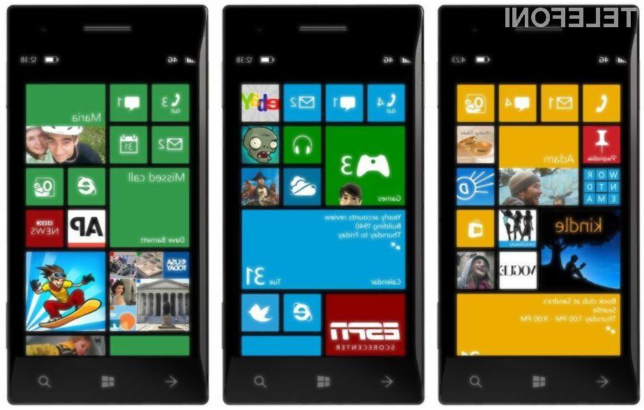 Bodo pri Microsoftu kmalu predstavili tudi lasten pameten telefon?