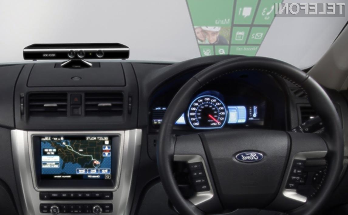 Bo v prihodnje upravljanje avtomobila potekalo zgolj z gestami in zvočnimi ukazi?