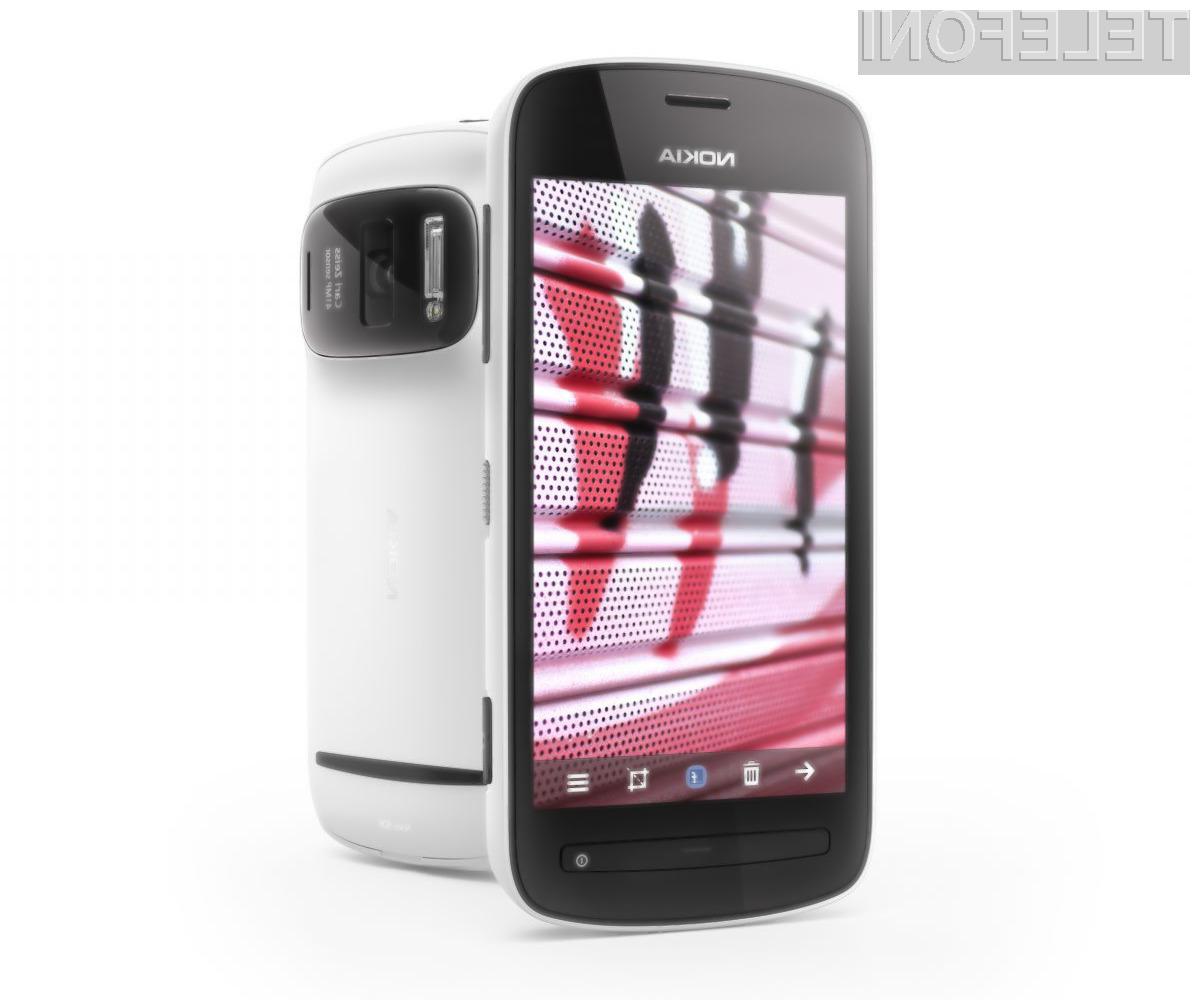 Tehnologijo PureView lahko pričakujemo na prihajajočih modelih z operacijskim sistemom Windows Phone 8.