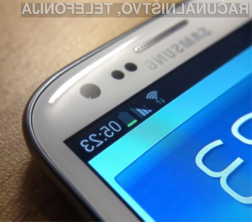 Samsung Galaxy S3 je več kot odličen navijalec!